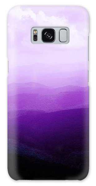 Mountain Dreams Galaxy Case by Kim Fearheiley