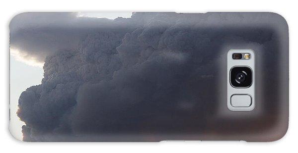 Mountain Fire Galaxy Case