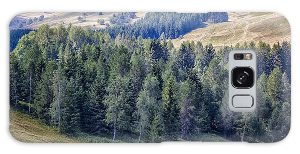 Mountain Forest. Italy Galaxy Case