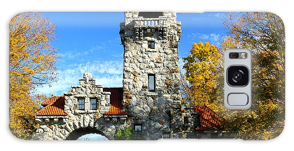 Galaxy Case - Mountain Gatehouse by Frank Savarese