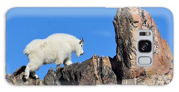 Mountain Goat Galaxy Case