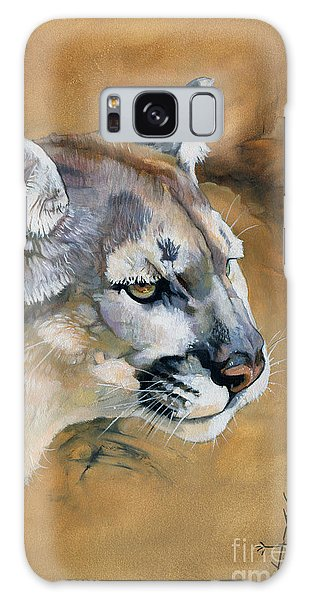 Mountain Lion Galaxy Case