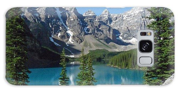 Mountain Magic Galaxy Case by Alan Socolik