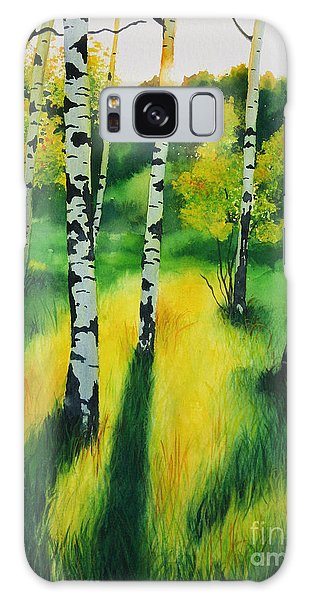 Mountain Meadow Galaxy Case