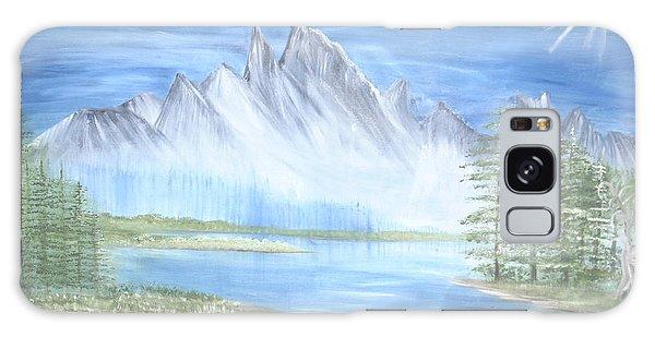 Mountain Mist 2 Galaxy Case