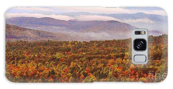 Mountain Mornin' In Autumn Galaxy Case
