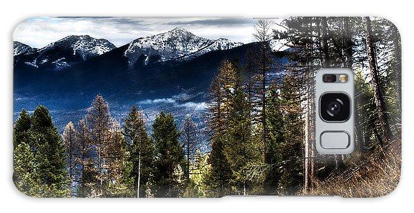 Mountain Morning Galaxy Case