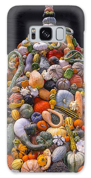 Gourd Galaxy Case - Mountain Of Gourds And Pumpkins by Garry Gay