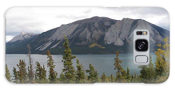 Mountain Photo  Galaxy Case