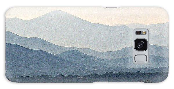 Mountain Range 1 Galaxy Case
