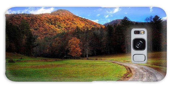 Mountain Road Galaxy Case