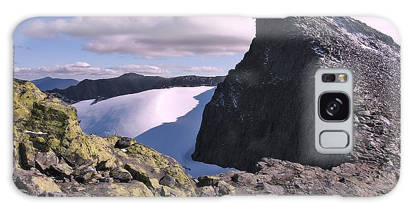 Mountain Summit Ridge Galaxy Case