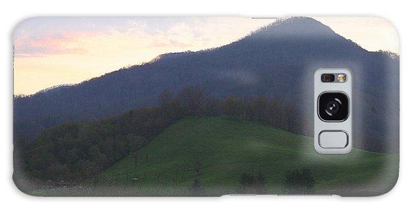Mountain Sunset Eleven Galaxy Case by Paula Tohline Calhoun