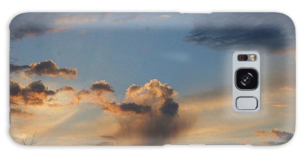 Mountain Sunset Seven Galaxy Case by Paula Tohline Calhoun