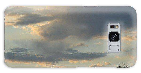 Mountain Sunset Six Galaxy Case by Paula Tohline Calhoun