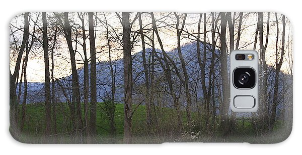 Mountain Sunset Ten Galaxy Case by Paula Tohline Calhoun