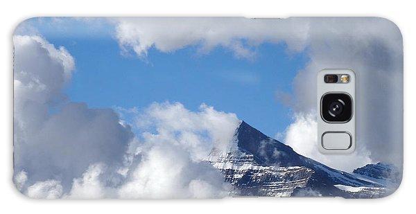 Mountain Top Experience Galaxy Case