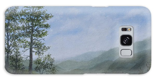 Mountain Vista 1 By K. Mcdermott Galaxy Case