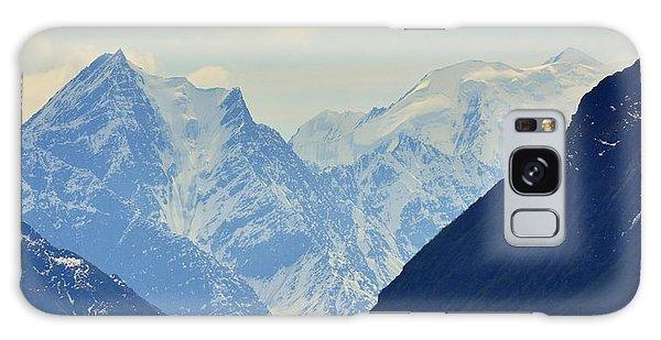 Mountains Near Matanuska Glacier Galaxy Case