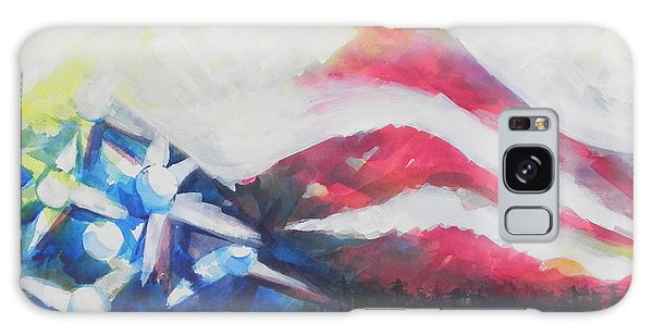 Mountains Of Freedom Two Galaxy Case