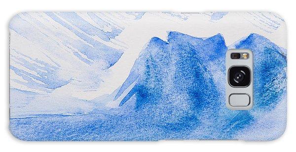 Mountains Tasmania Galaxy Case
