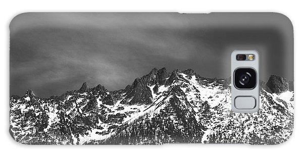 North Cascade Mountain Range Galaxy Case