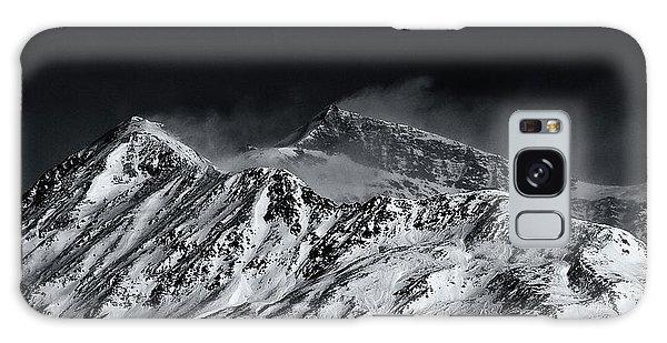 Mountainscape N. 5 Galaxy Case