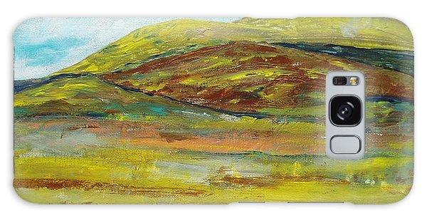 Mountains  Galaxy Case by Reina Resto