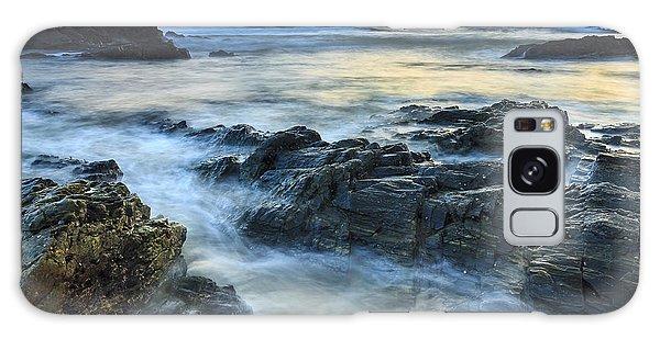 Mourillar Beach Galicia Spain Galaxy Case