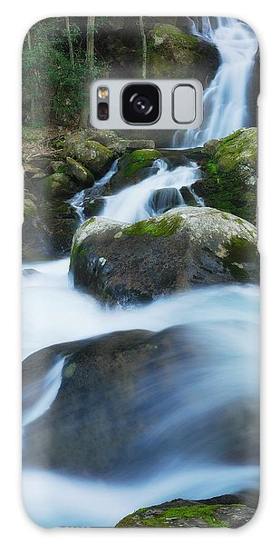 Mouse Creek Falls In Colour Galaxy Case