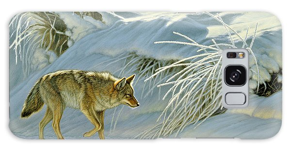 Coyote Galaxy Case - Mousing by Paul Krapf