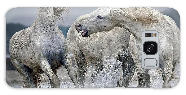 Splash Galaxy Case - Move Over.... by Paul Keates