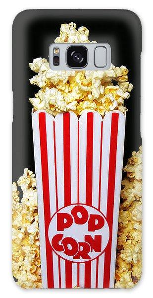 Movie Night Pop Corn Galaxy Case