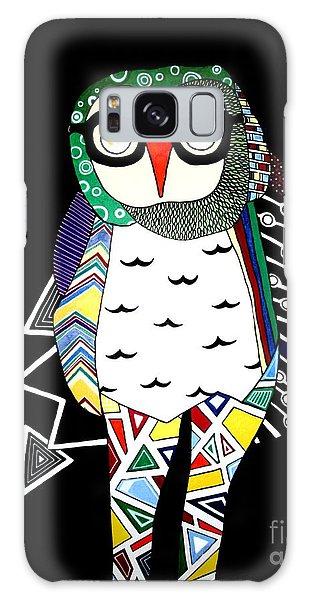 Mr. Owl Galaxy Case