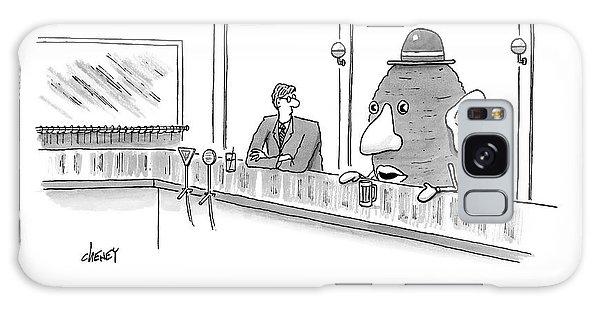 Mr. Potato Head Galaxy S8 Case