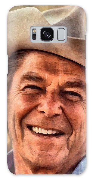 Mr. President Ronald Reagan Galaxy Case