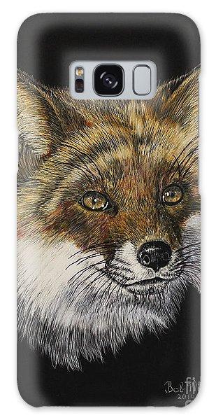 Mr. Red Fox Galaxy Case