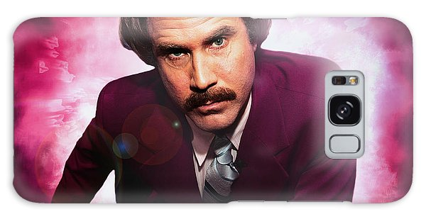 Mr. Ron Mr. Ron Burgundy From Anchorman Galaxy Case