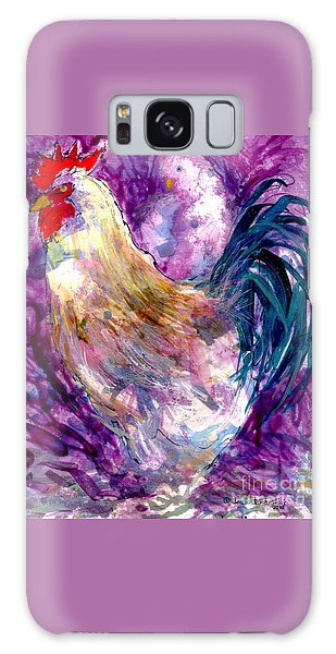 Mr. Rooster  Galaxy Case