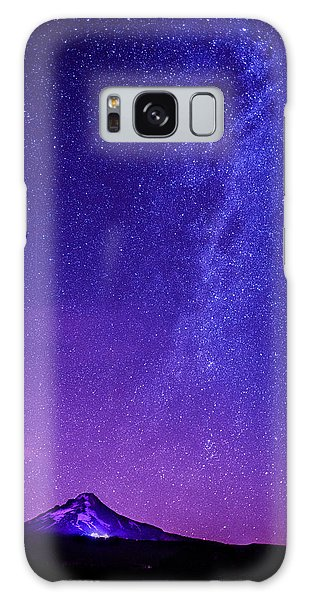 Mt. Hood Milky Way 01 Galaxy Case