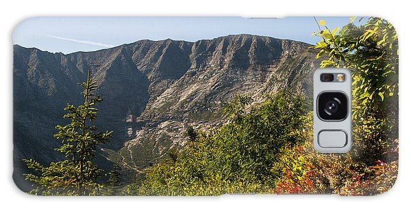 Mt. Katahdin From Hamlin Ridge Galaxy Case