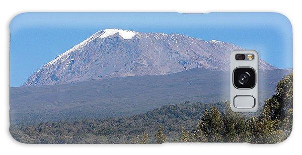 Mt Kilimanjaro  Galaxy Case
