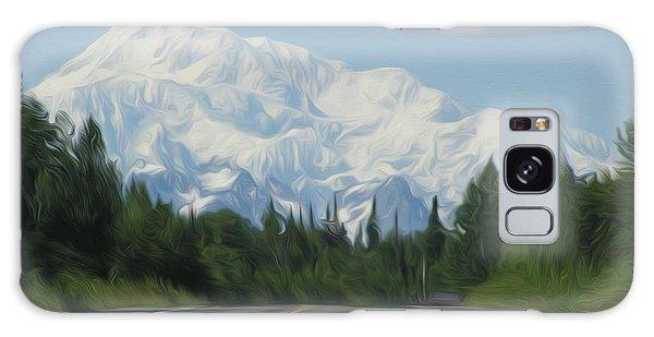 Mt. Mckinley Galaxy Case by Jewels Blake Hamrick