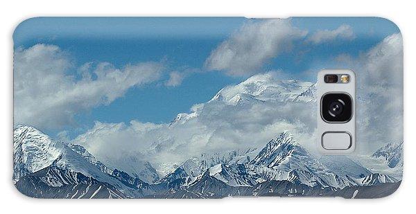 Mt Mckinnley Alaska Galaxy Case