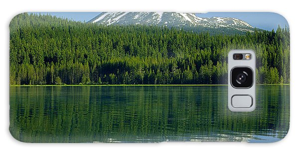 1m5705-h-mt. Mcloughlin From Lake Of The Woods Galaxy Case