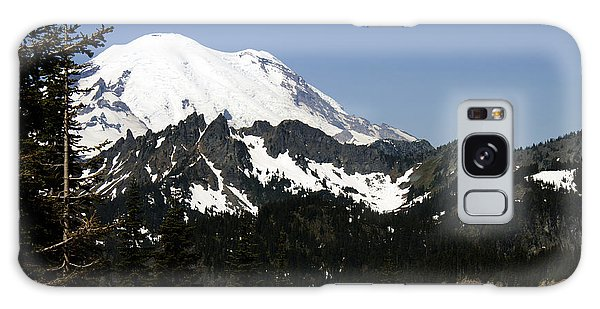 Mt Rainer From Wa-410 Galaxy Case