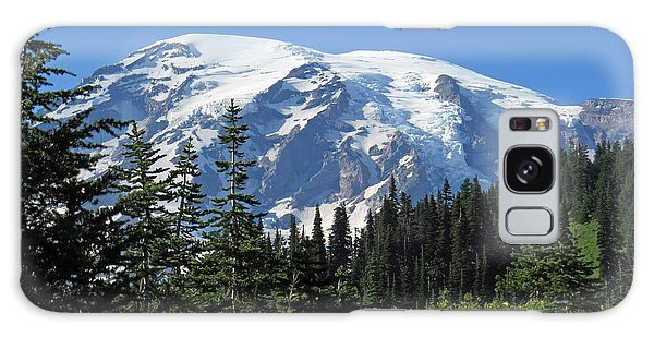 Washington's Mt. Rainier Galaxy Case
