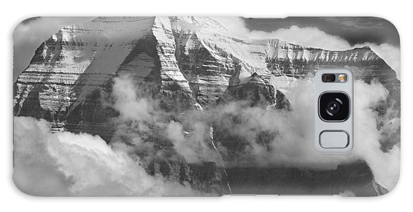 102496-mt. Robson Wreathed In Clouds Galaxy Case