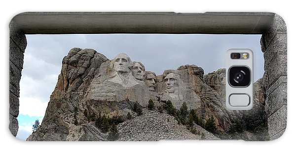 Mount Rushmore Grand View Terrace Galaxy Case