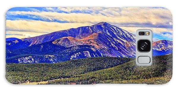 Mt. Silverheels II Galaxy Case